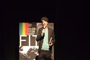 Gonçalo Amorim, diretor artístico do FITEI.