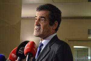 Rui Moreira, atual presidente da Câmara Municipal do Porto.