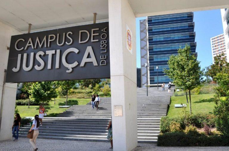 Campus de Justiça de Lisboa, onde se realizou o julgamento do processo.