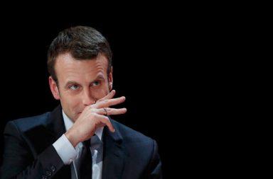 Emmanuel Macron venceu as eleições e toma posse no domingo