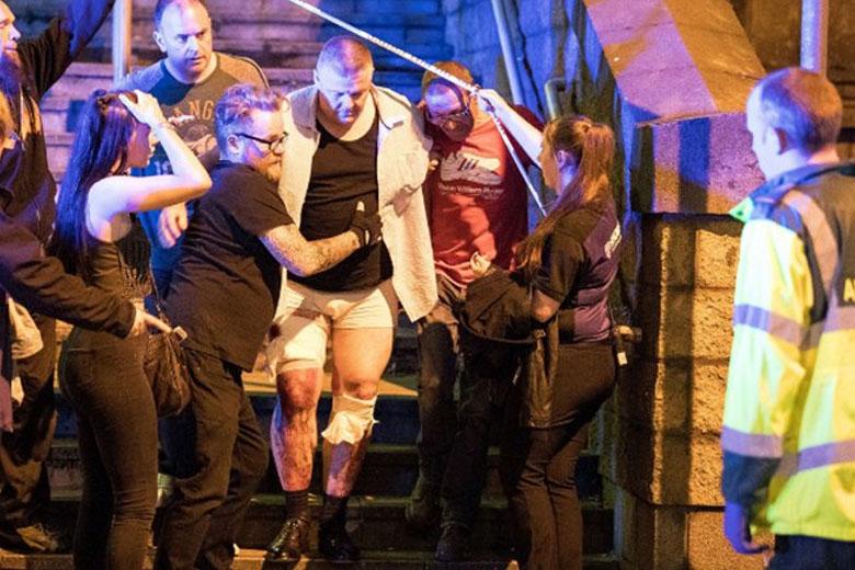 O atentado de Manchester provocou a morte de 22 pessoas.
