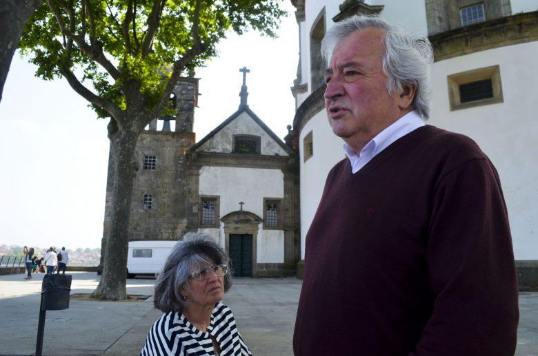 Manuel e Maria Machado