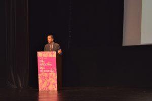 Discurso de Manuel Heitor nos ''Caminhos do Conhecimento''
