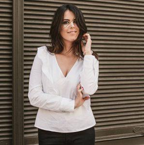 Carla Cunha, maquilhadora profissional.
