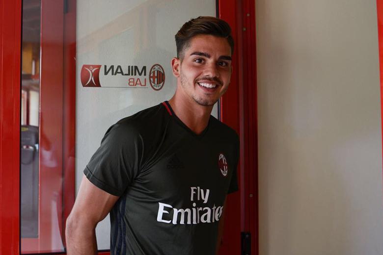 André Silva completa 22 anos em novembro.