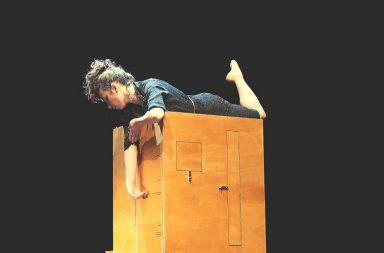 Sara Silva, bailarina e co-diretora do projeto.