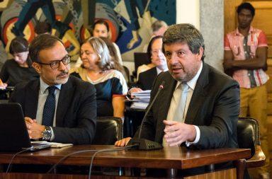Ricardo Valente e Eurico Castro Alves vão representar a CCâmara do Porto na Comissão de Candidatura Nacional.