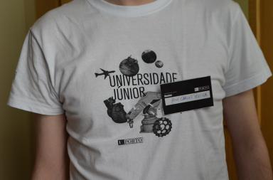 Mais de 50 mil estudantes já participaram na Universidade Júnior da UP.