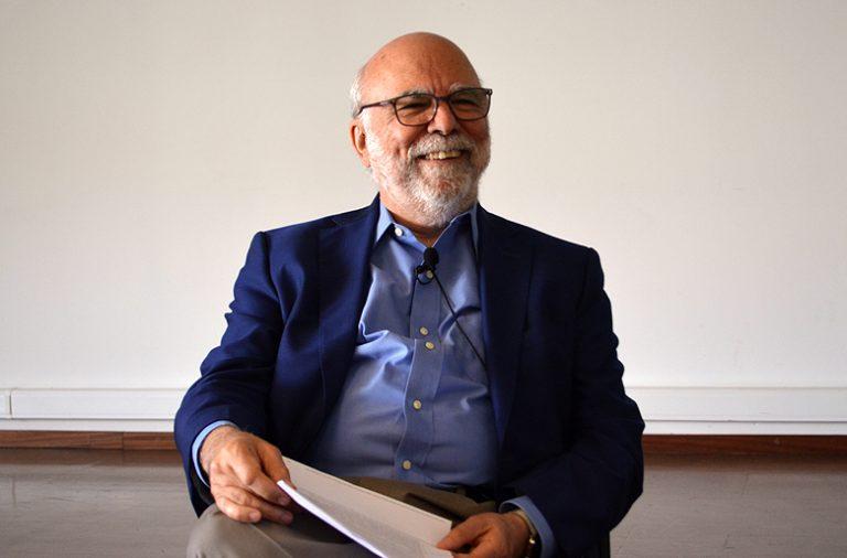 Rosental Alves é professor nos EUA desde 1996, depois de uma carreira de 27 anos como jornalista no Brasil.