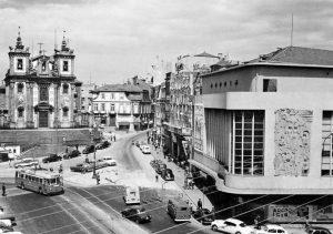 O Cinema Batalha foi inaugurado em 1947.