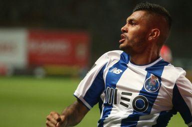 Corona estreou-se a marcar na época 2017/2018 em Braga.