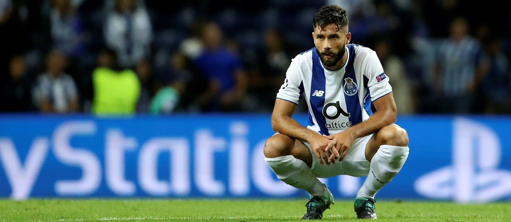 Primeira derrota e primeiros golos sofridos na época do FC Porto.