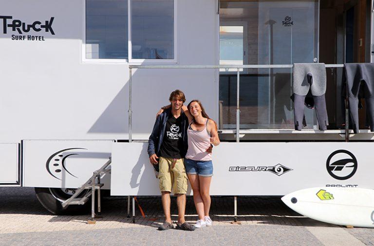 Eduardo Ribeiro e Daniela Carneiro são os rostos do projeto.