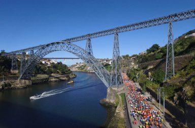 A organização espera atingir os 13 mil inscritos na meia-maratona do Porto.