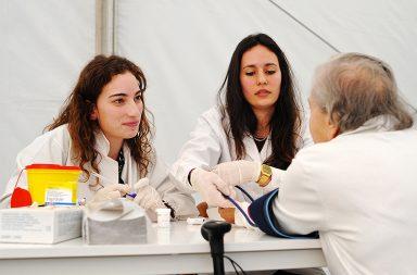 A Semana da Saúde da FAP une 360 estudantes da Academia do Porto.
