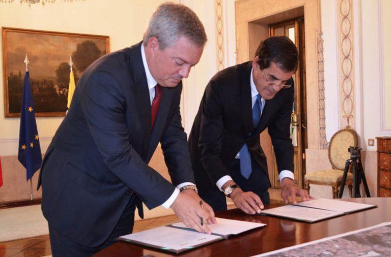 Eduardo Vítor Rodrigues e Rui Moreira reuniram-se esta quinta-feira na Câmara do Porto.