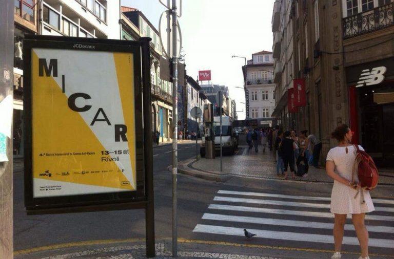 O MICAR arrancou na sexta-feira prolonga-se até domingo.