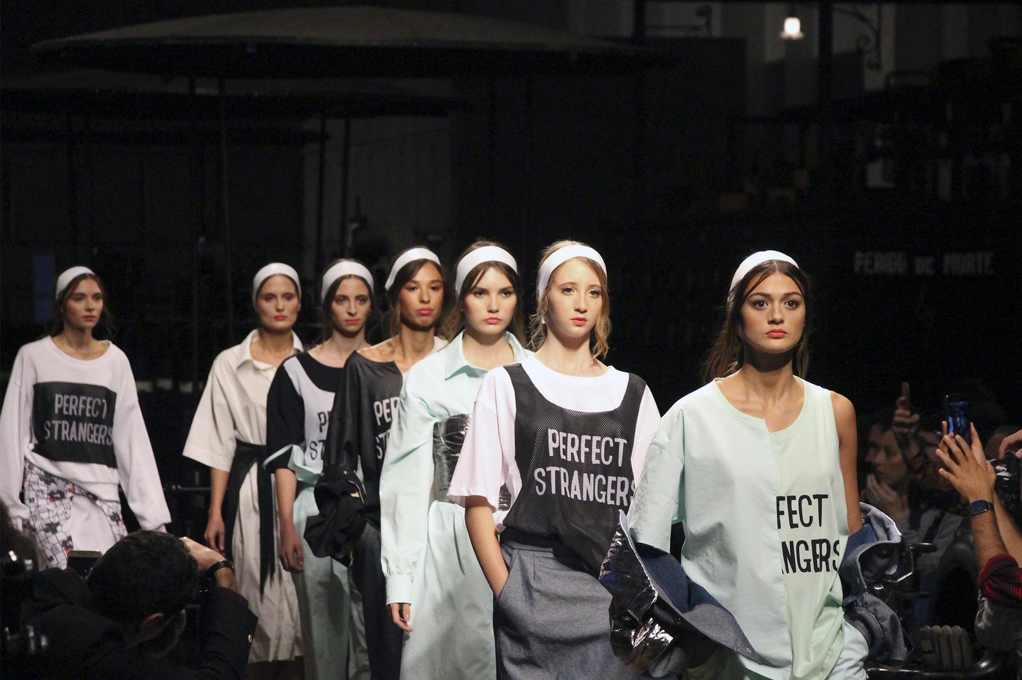 O Portugal Fashion chegou ao Porto esta quinta-feira.