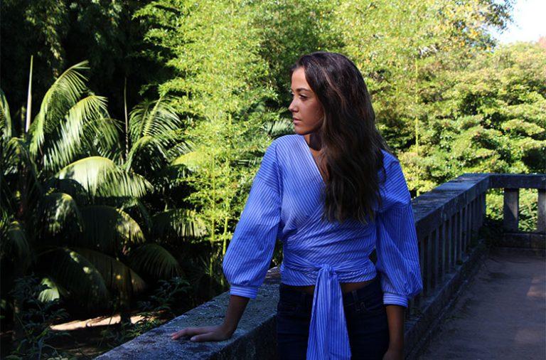 Beatriz Bettencourt vai estar no Espaço Bloom do Portugal Fashion.