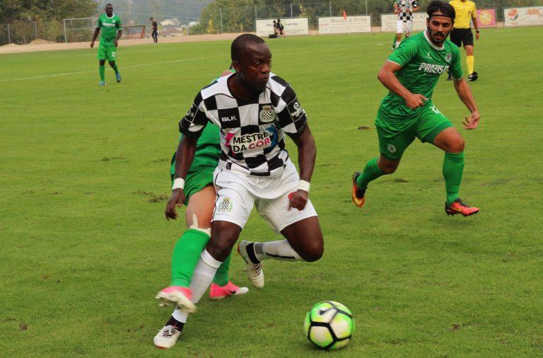 O Boavista ficou pelo caminho na terceira eliminatória da Taça de Portugal.
