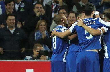 FC Porto goleou o Paços de Ferreira e mantém-se isolado na liderança da Liga NOS.