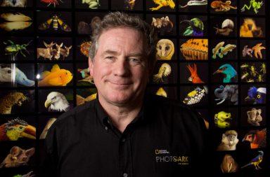 """Joel Sartore fotografa há mais de 20 anos para a """"National Geographic""""."""