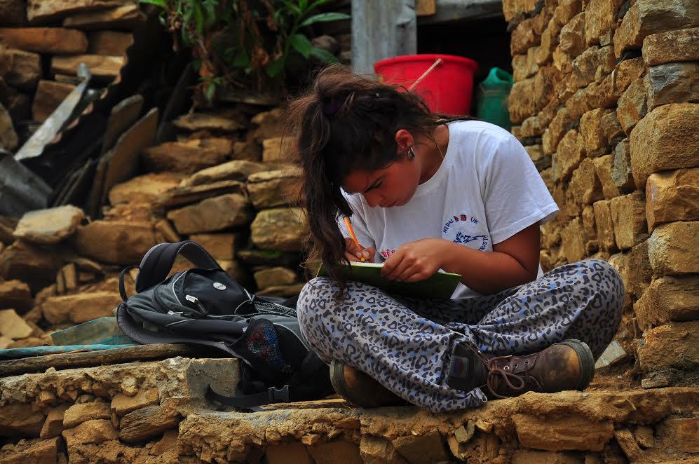 Inês Silva tem 27 anos e está atualmente no México.