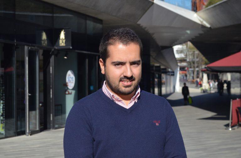 João Pedro Videira tem 23 anos e vai tomar posse a 6 de dezembro.