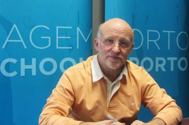 Paulo Parente é o presidente da Escola Superior de Enfermagem do Porto.