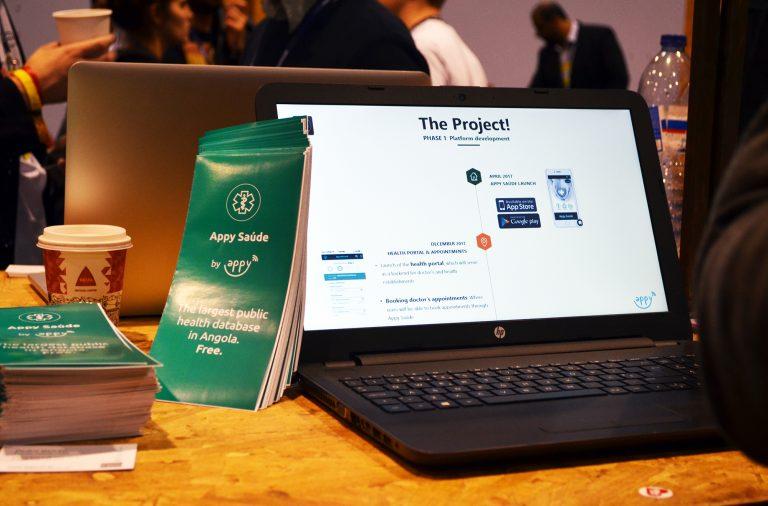 Mais de duas mil startups passaram pela Web Summit este ano.