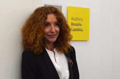 Rosário Gambôa é presidente do IPP desde 2010.