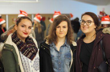 Bianca, Andreea e Anca chegaram a Portugal vindas da Roménia.