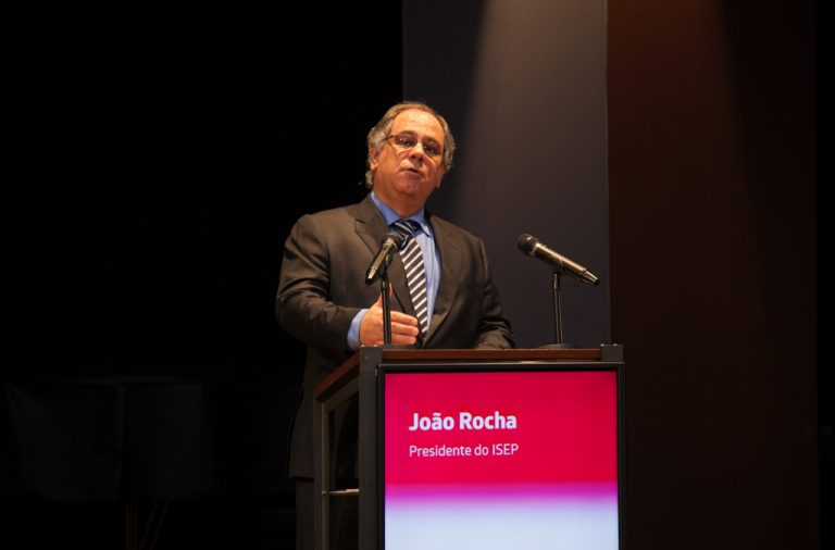 João Rocha é desde 2007 presidente do ISEP.