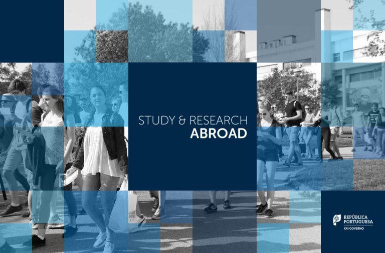 Plataforma Study & Research Abroad é lançada esta quarta-feira.