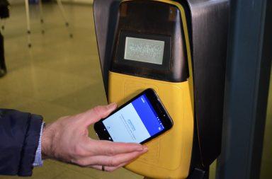 Com o ANDA, o telemóvel pode validar-se como se de um Andante se tratasse.