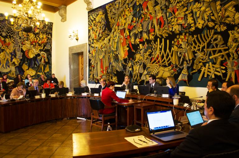 """O estatuto e a designação de """"provedor munícipe"""" foi aprovado na reunião Pública do Executivo a 6 de fevereiro de 2018."""