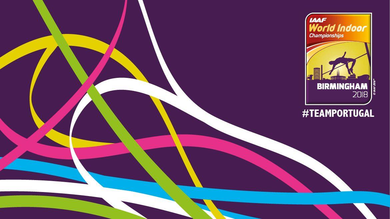 Mundial de Pista Coberta vai realizar-se em Março, entre os dias 1 e 4, em Birmingham.
