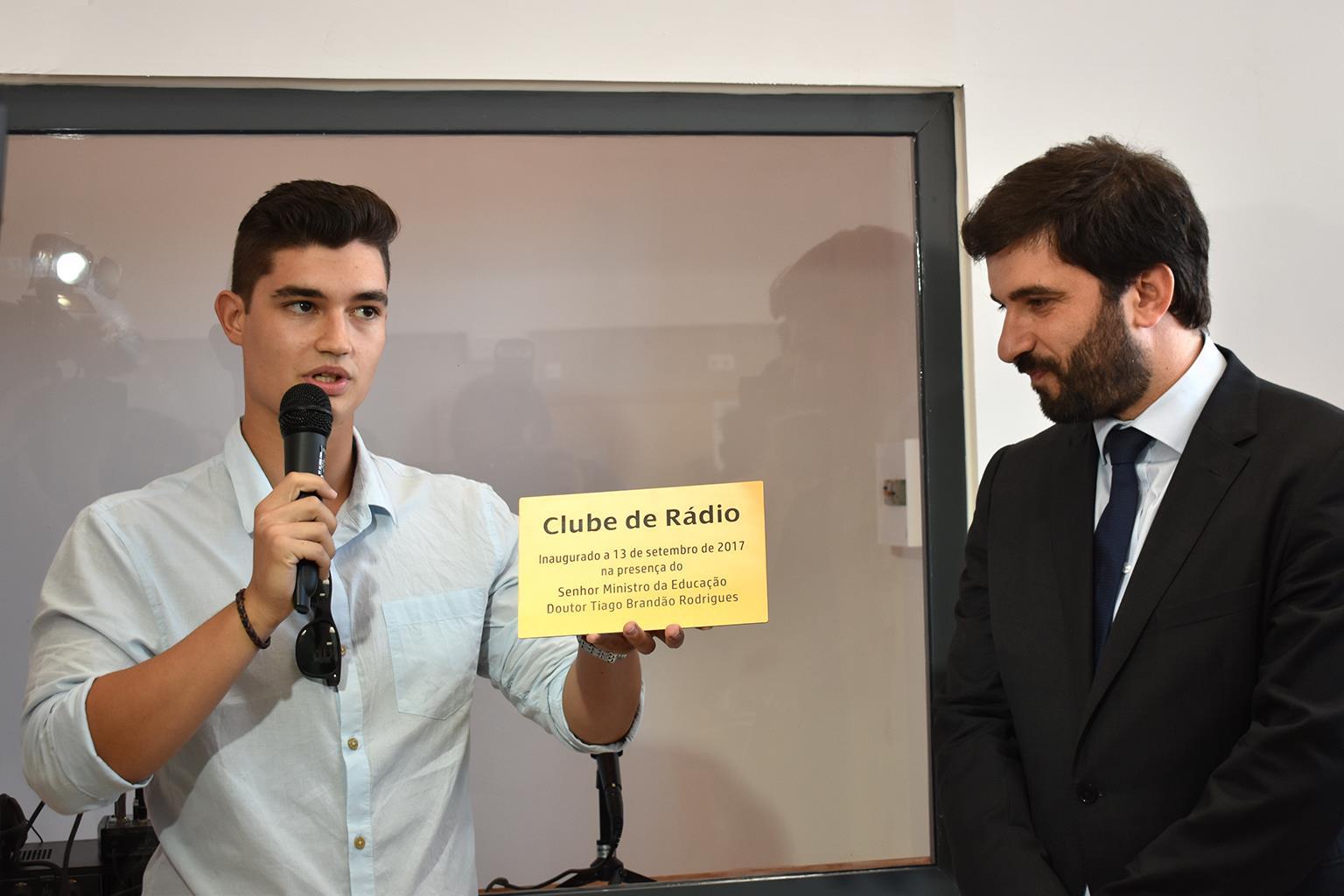Projeto vencedor no âmbito do OPE2017, na Escola Secundária de Loulé.