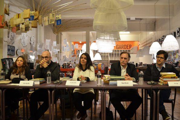 A Livraria Lello perguntou a Miguel Miranda, Rui Lage, Valter Hugo Mãe e Adélia Carvalho que livros têm na cabeceira.