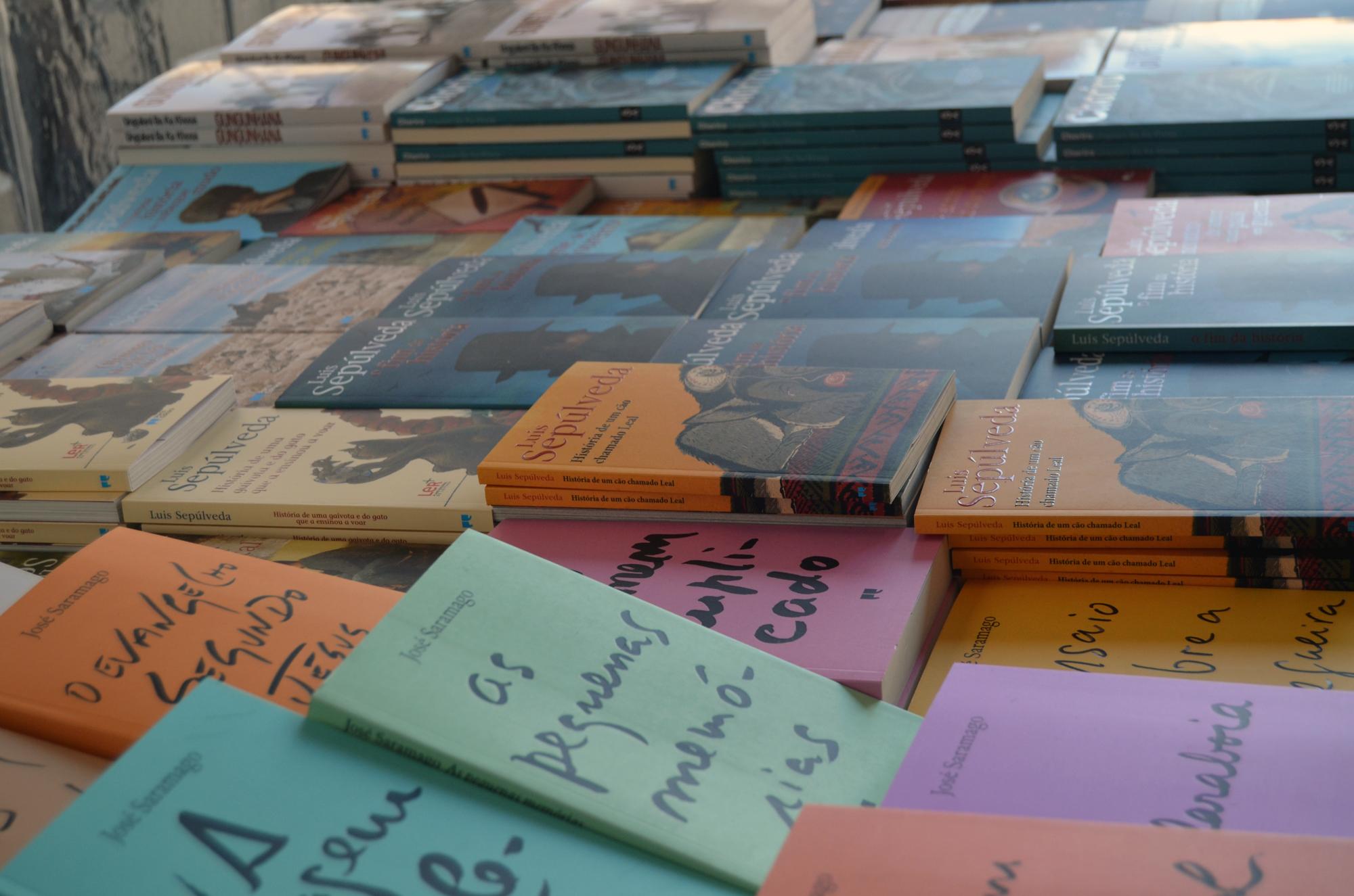 Feira do Livro, Correntes d'Escritas