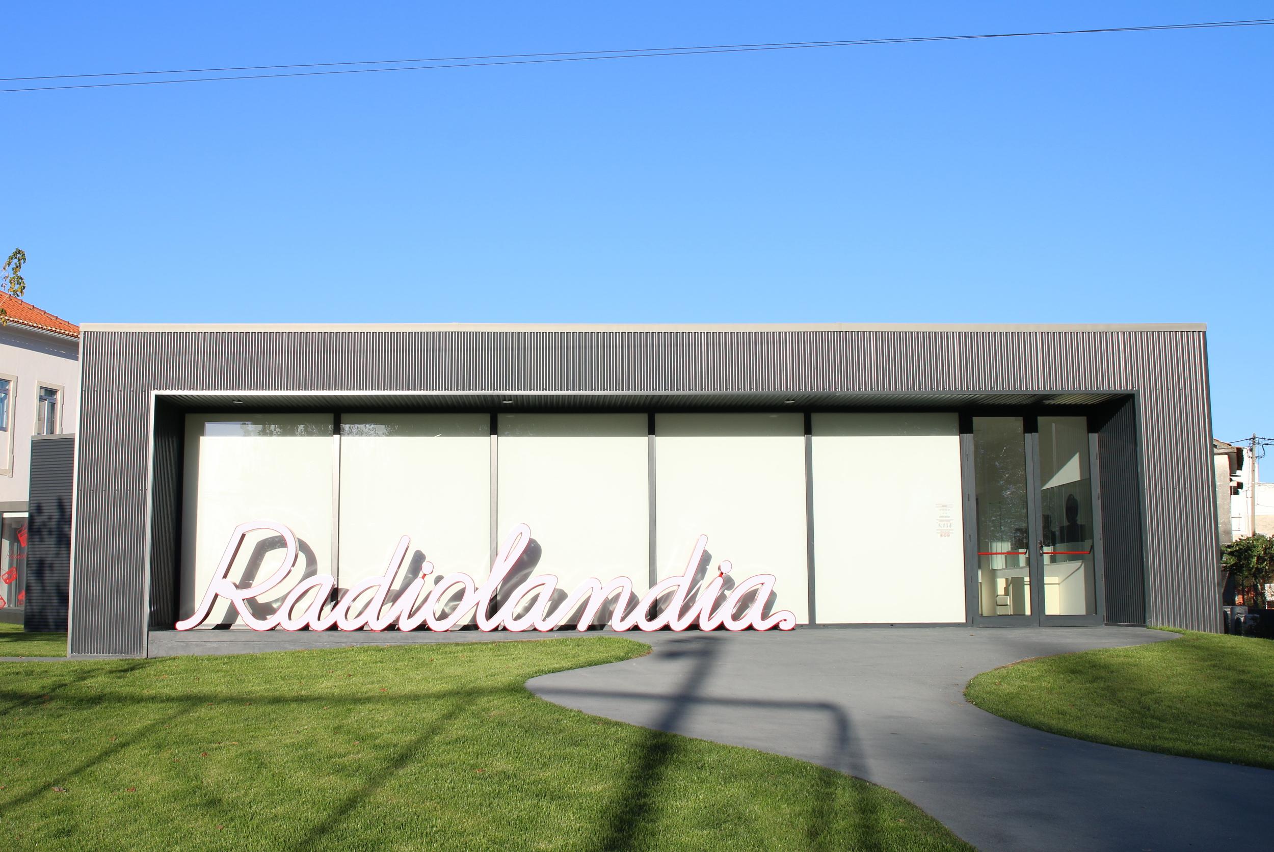 A Radiolândia abriu as portas ao público em setembro.
