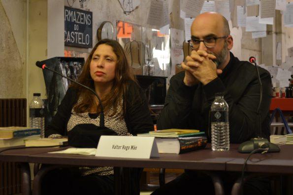 Valter Hugo Mãe e Adélia Carvalho têm as suas escolhas expostas na exposição Livros de Cabeceira.