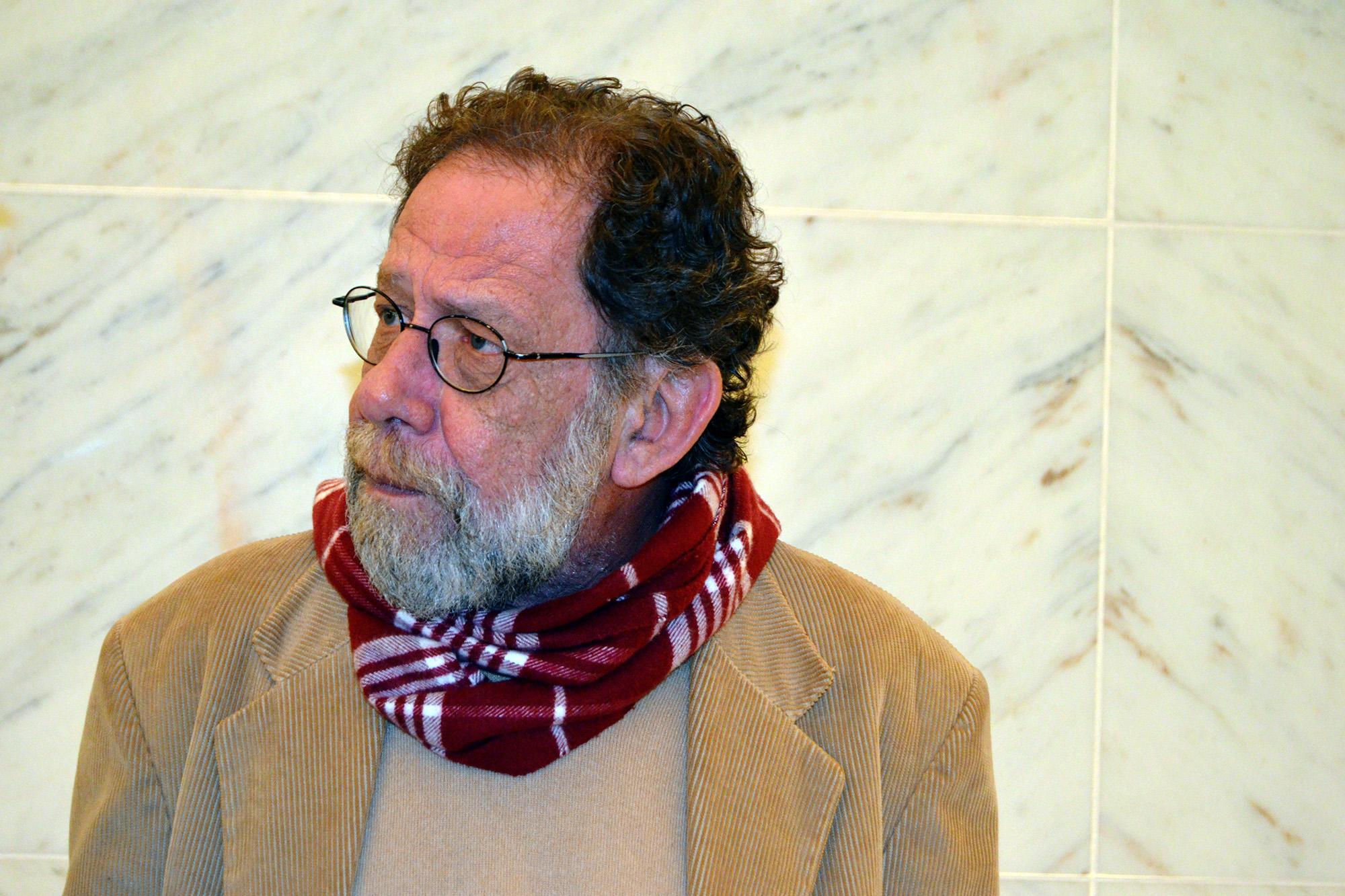 Eric Nepomuceno no Correntes D'Escritas