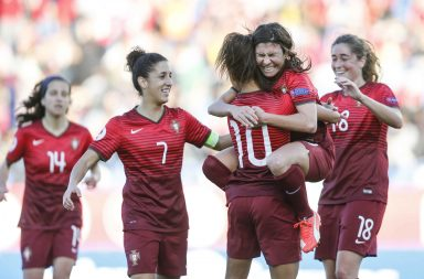 Portugal reúne-se, esta segunda-feira,para disputar o Algarve Cup 2018.