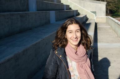Aos 19 anos, é estudante de Bioquímica na Faculdade de Ciências da Universidade do Porto (FCUP).