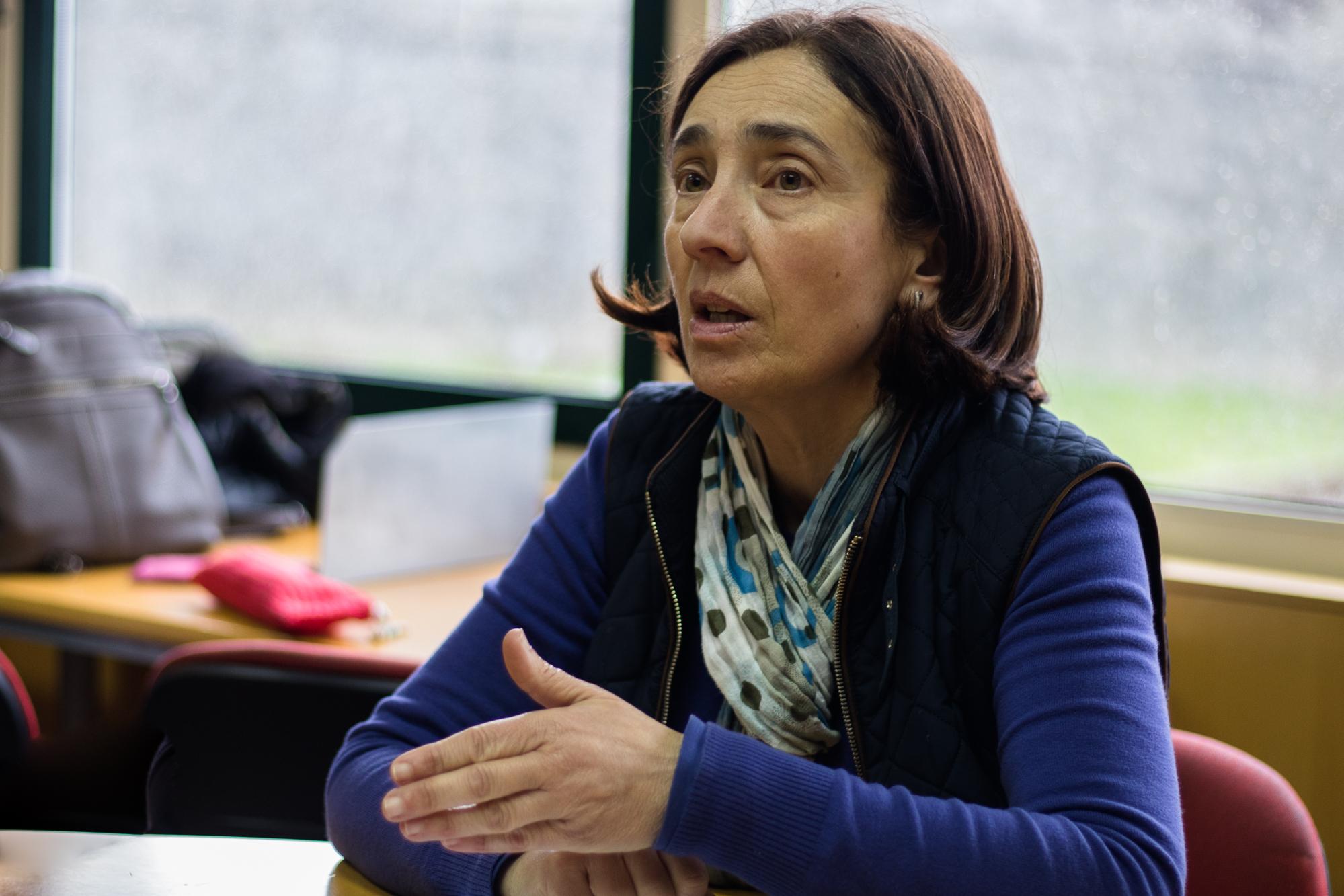 Cristina Félix conta ao JPN como se dão as aulas ao abrigo do projeto