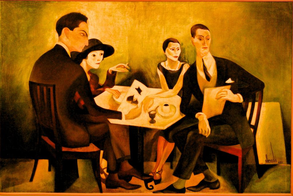 Esta semana o Sai de Casa foi à exposição de Almada Negreiros, no Museu Nacional Soares dos Reis que termina este sábado.