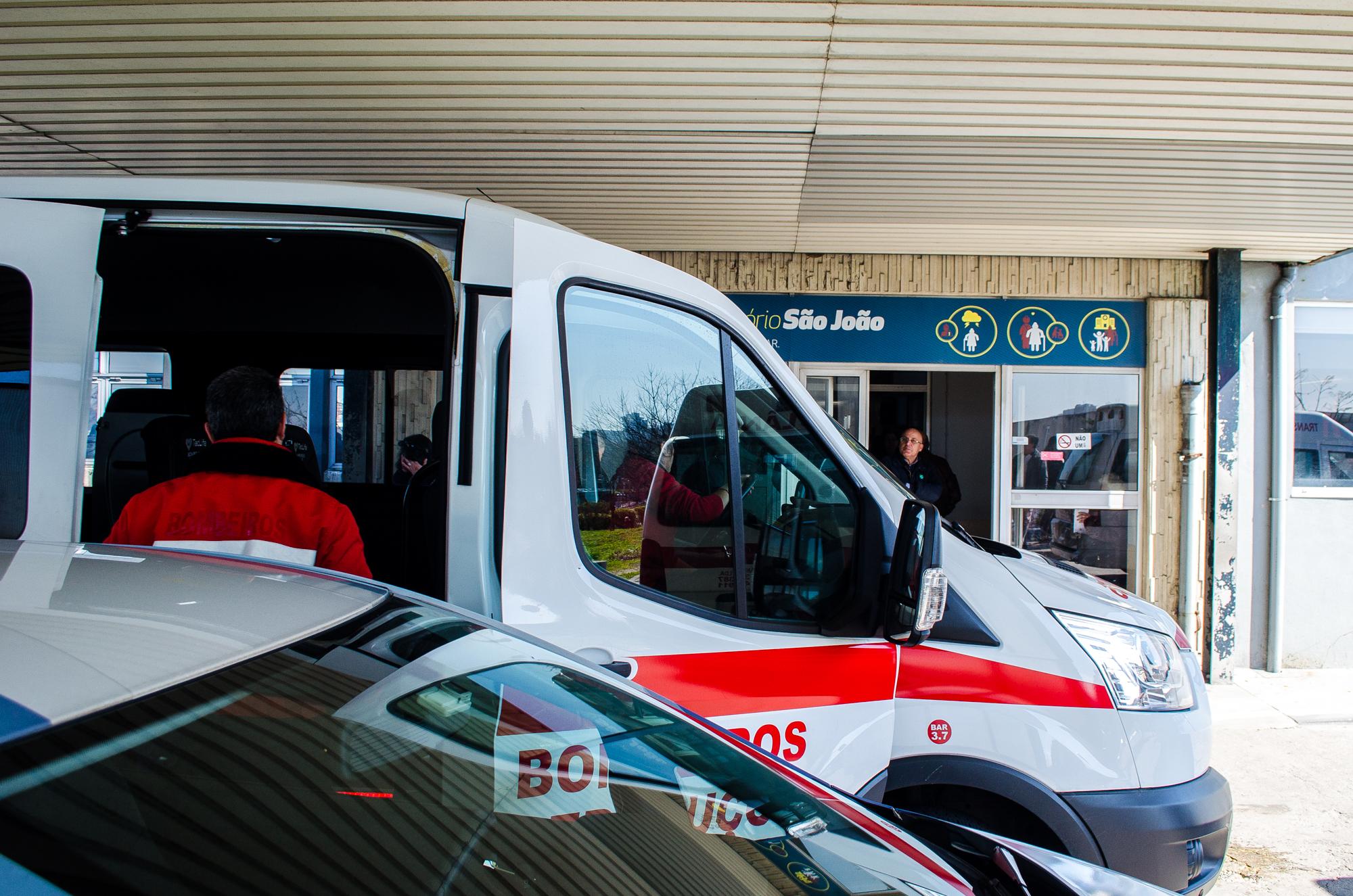 Adesão à greve no Hospital de São João rondou os 72% no final da manhã.
