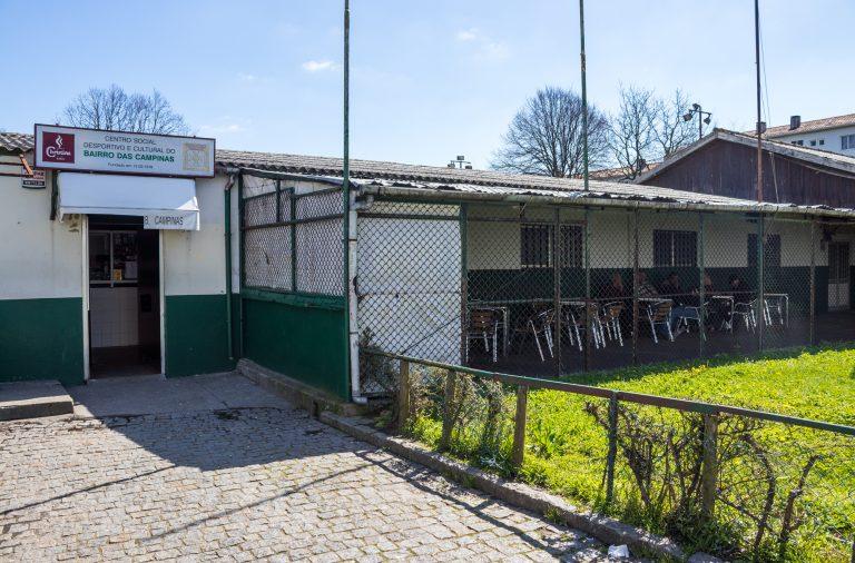Centro Social Desportivo e Cultural do Bairro das Campinas tem ordem de despejo marcada para 31 de março.