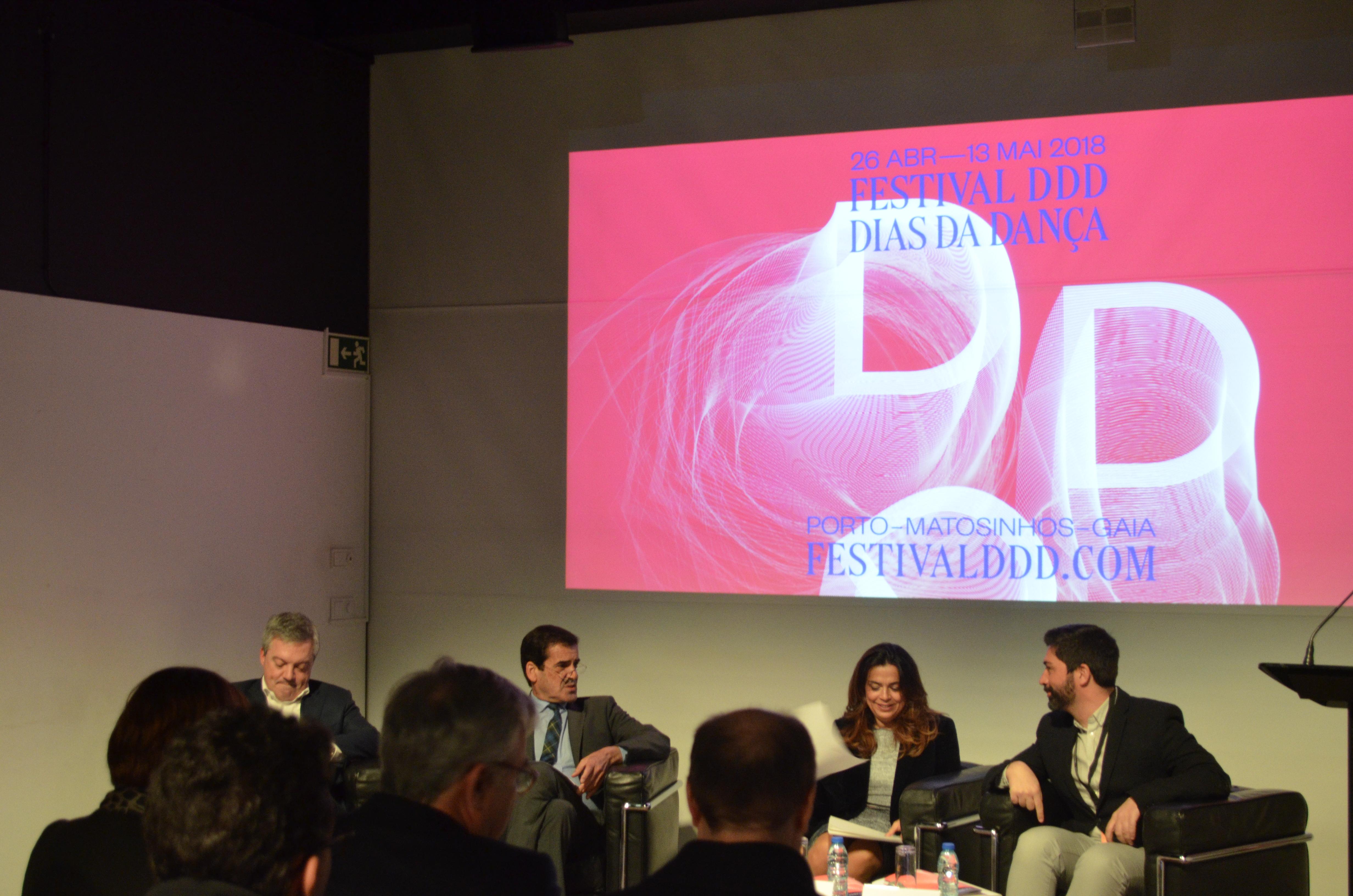 O festival Dias da Dança conta com a colaboração dos municípios do Porto, Matosinhos e Gaia. No total, um investimento de 582 mil 347 euros.